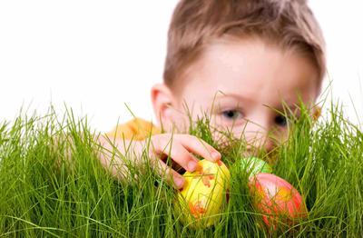 Easter Egg Hunt in Estepona