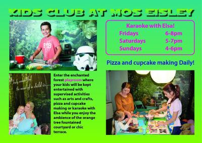 Mos Eisley Kids Easter Fun