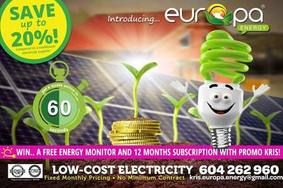 Go green and save money on the Costa del Sol