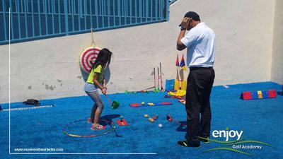 Enjoy Golf Academy Kids Training