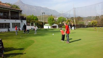 Enjoy Golf Academy Putting