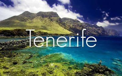 Malaga to Tenerife