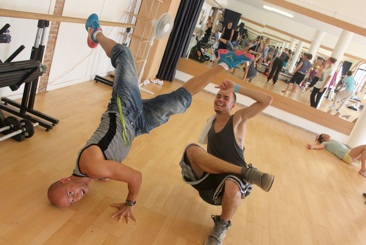Cyril hip hop classes