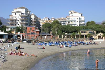 Development on magnificent beaches