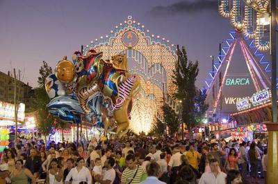 Fuengirola Fair 2016