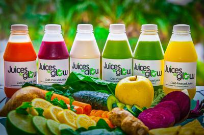 Marbella Juices to Glow