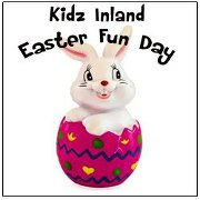Kidz Inland Easter egg hunt in Coin