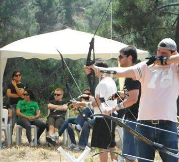 Archery in Marbella