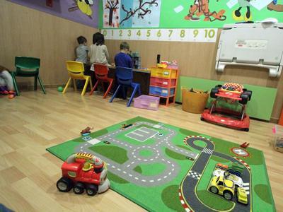 Mundo Magico Classroom