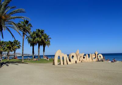 Malaga is a top-ranked city in Spain
