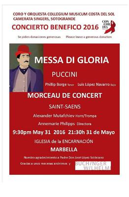 Details of theMarbella performance