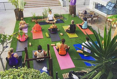 Marbella Yoga Cafe