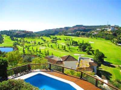 Frontline Golf Villa n Benhavis