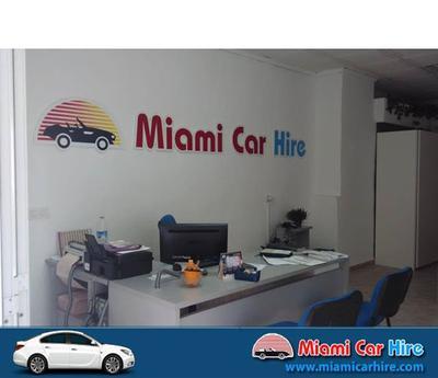 Miami Car Hire