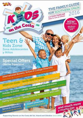 Kids on the Costa
