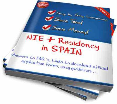 NIE Number in Spain