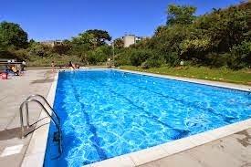 Swimming pool in Marbella