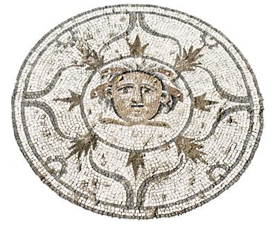Medusa of Basilica Vega del Mar