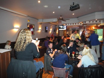 Quiz Night at Hogan´s Stand