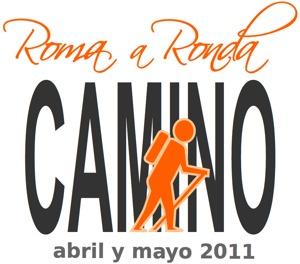 Rome to Ronda charity walk