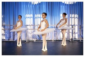 Russian Ballet School Adagio