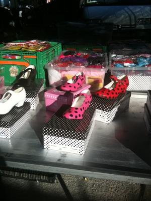 Baby flamenco shoes - too cute!