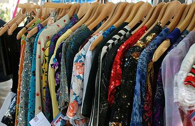 Vintage clothes in Marbella