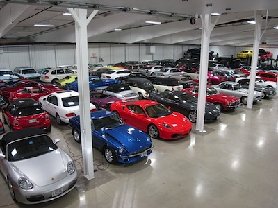 Car Storage in Marbella