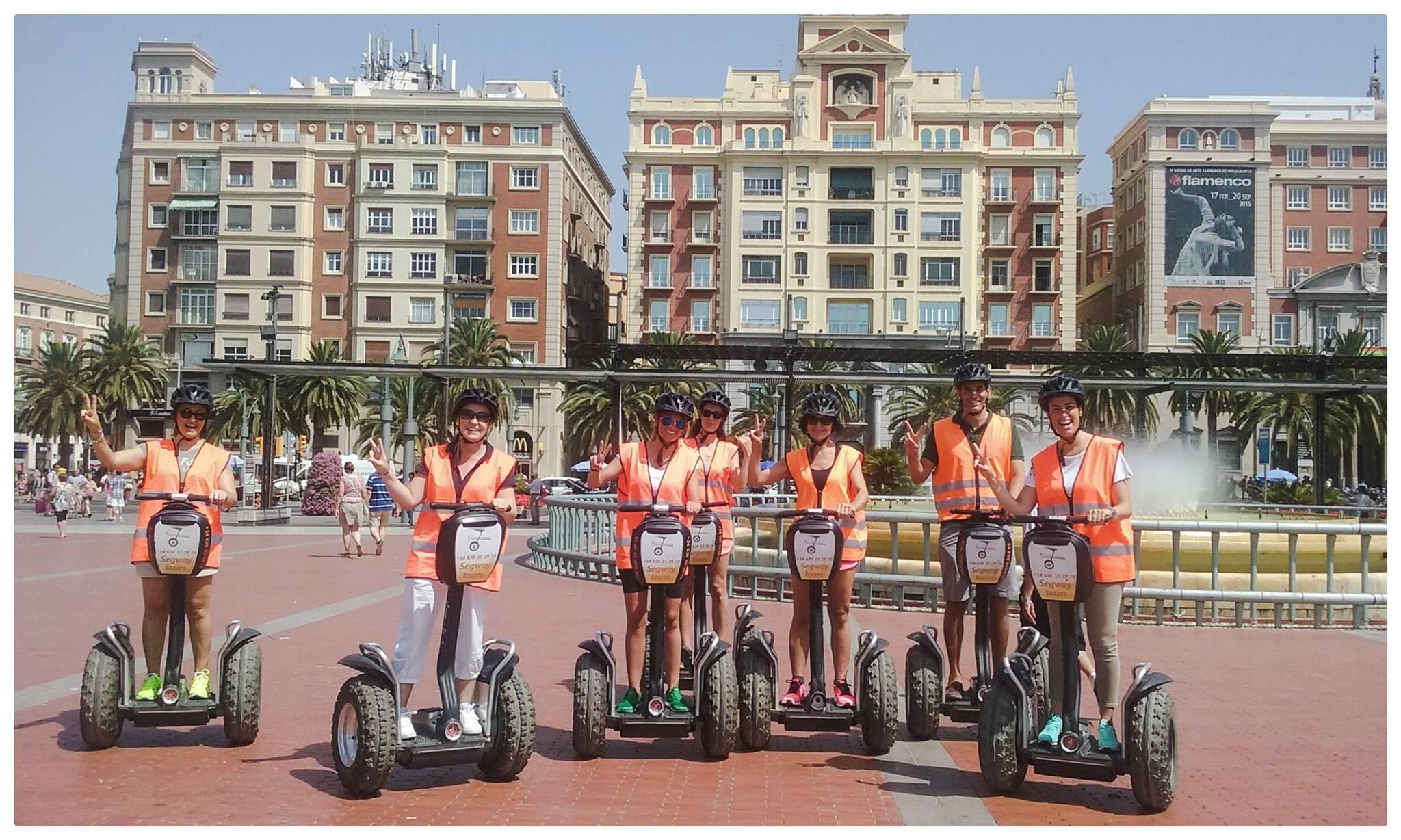 Segway Malaga Tours