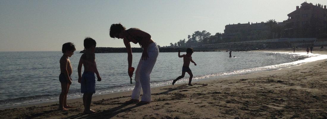 Marbella Beach Kids