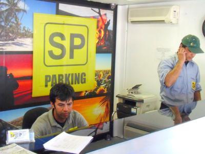 SP Parking Registration