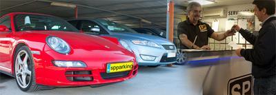SP Parking  Servicio rapido