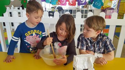 Cookery classes at Seta Magica