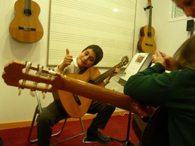 The Music House San Pedro