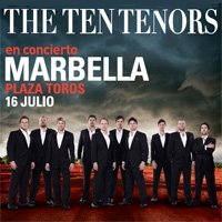 The Ten Tenors Concert 2010 Marbella