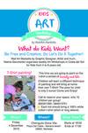 Art Workshop for Kids at Banana Beach - 4 December 2015