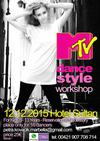 Dance MTV Style Workshop - 12 December 2015