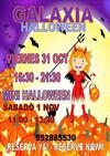 Halloween at Galaxia Playcenter
