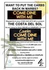 Come Dine with Me Marbella