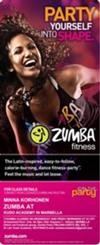 Zumba classes in Marbella