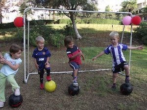 Tiny Tots Football