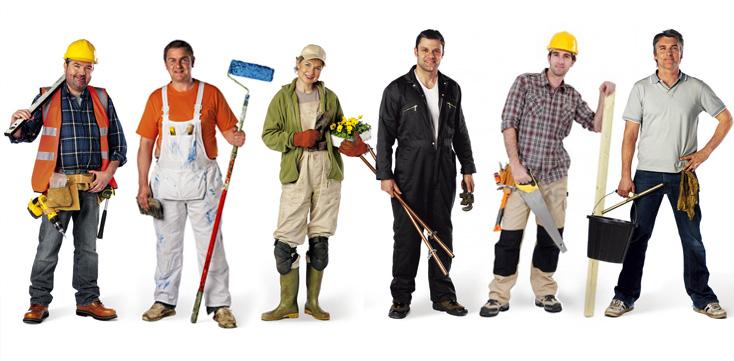 Tradesmen in Marbella