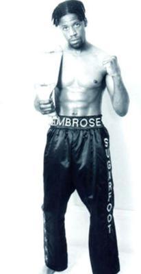 Trevor Ambrose at Impact Gym