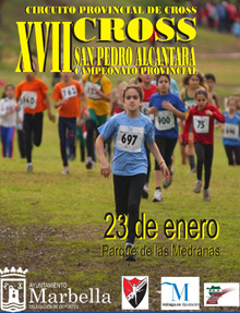 XVII cross coutry run San Pedro