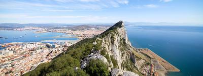 Gibraltar by air