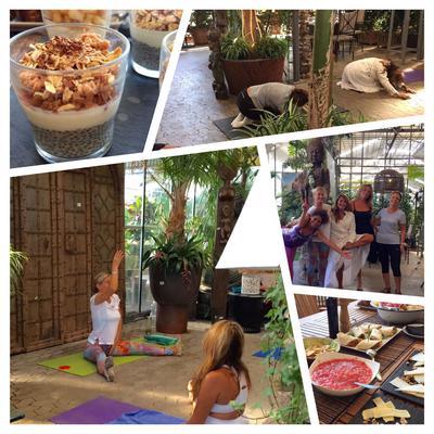 Yoga Brunch in Estepona